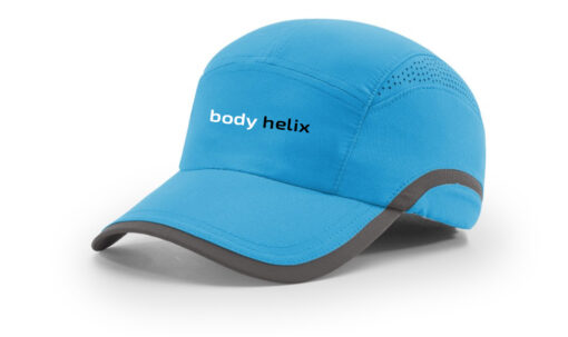 BodyHelix Performance Hat in sky blue