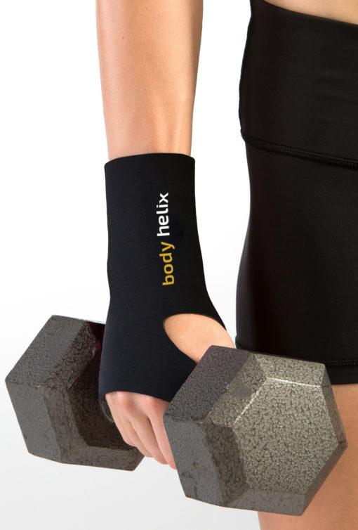 Body Helix Full wrist compression support